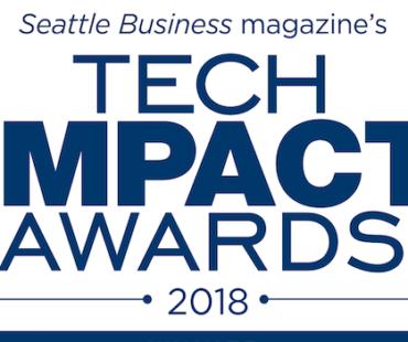 Blue Canoe Wins 2018 Tech Impact Award