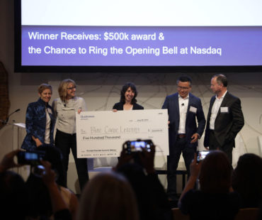 Blue Canoe wins Qualcomm Ventures' Pitch Competition