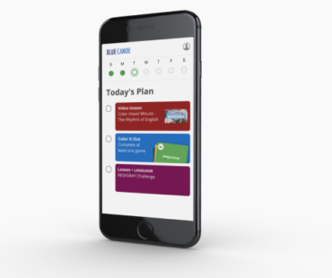 TODAY'S PLAN: Users now have a personalized daily plan for improvement
